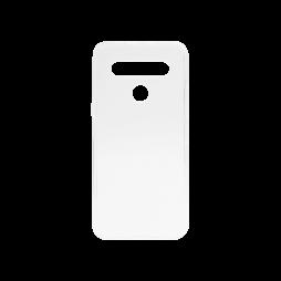 LG K61 - Gumiran ovitek (TPU) - prosojen svetleč