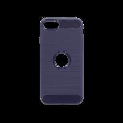 Apple iPhone SE(2020) - Gumiran ovitek (TPU) - moder A-Type