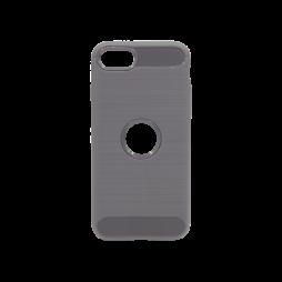 Apple iPhone SE(2020) - Gumiran ovitek (TPU) - siv A-Type