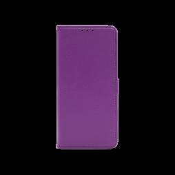 LG K41S/K51S - Preklopna torbica (WLG) - vijolična
