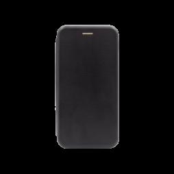 Huawei P40 Lite - Preklopna torbica (WLS) - črna