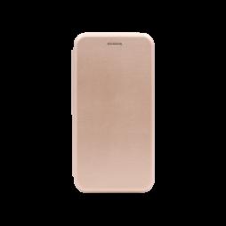 Huawei P40 Lite - Preklopna torbica (WLS) -  roza-zlata