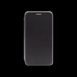 Huawei P40 Lite E - Preklopna torbica (WLS) - črna