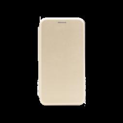Huawei P40 Lite E - Preklopna torbica (WLS) - zlata
