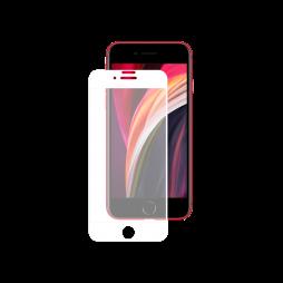 Apple iPhone SE (2020)/8/7/6/6S - Zaščitno steklo Premium (0,33) - belo