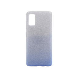 Samsung Galaxy A41 - Gumiran ovitek (TPUB) - modra