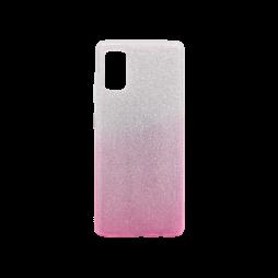 Samsung Galaxy A41 - Gumiran ovitek (TPUB) - roza