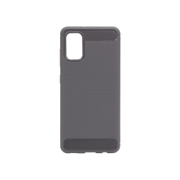 Samsung Galaxy A41 - Gumiran ovitek (TPU) - siv A-Type
