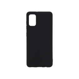 Samsung Galaxy A41 - Gumiran ovitek (TPU) - črna M-Type