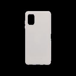 Samsung Galaxy A41 - Gumiran ovitek (TPU) - siv M-Type
