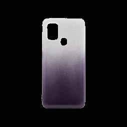 Samsung Galaxy A21s - Gumiran ovitek (TPUB) - kavna