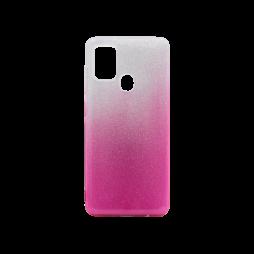Samsung Galaxy A21s - Gumiran ovitek (TPUB) - roza