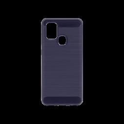 Samsung Galaxy A21s - Gumiran ovitek (TPU) - moder A-Type