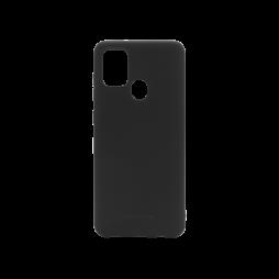 Samsung Galaxy A21s - Gumiran ovitek (TPU) - črna M-Type