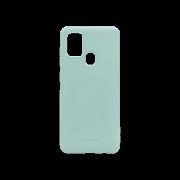 Samsung Galaxy A21s - Gumiran ovitek (TPU) - mint M-Type