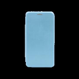 Samsung Galaxy A21s - Preklopna torbica (WLS) - modra