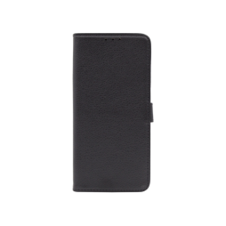Realme C3 - Preklopna torbica (WLG) - črna