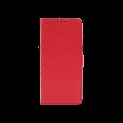 Realme C3 - Preklopna torbica (WLG) - rdeča