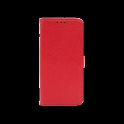 Realme X50 Pro - Preklopna torbica (WLG) - rdeča
