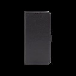 Realme 6 - Preklopna torbica (WLG) - črna