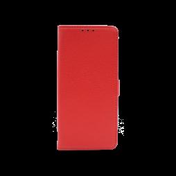 Realme 6 Pro - Preklopna torbica (WLG) - rdeča