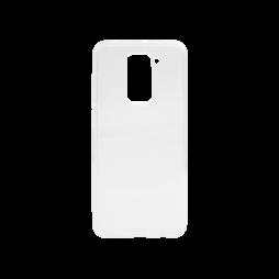 Xiaomi Redmi Note 9 - Gumiran ovitek (TPU) - prosojen svetleč