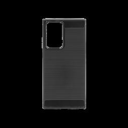 Samsung Galaxy Note 20 Ultra/ Note 20 Ultra 5G - Gumiran ovitek (TPU) - črn A-Type