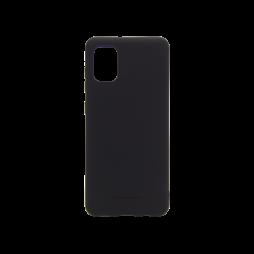 Samsung Galaxy A31 - Gumiran ovitek (TPU) - črna M-Type