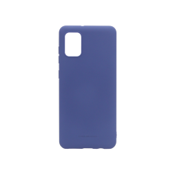 Samsung Galaxy A31 - Gumiran ovitek (TPU) - modra M-Type