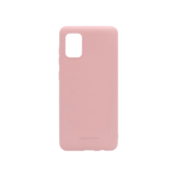 Samsung Galaxy A31 - Gumiran ovitek (TPU) - roza M-Type