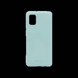 Samsung Galaxy A31 - Gumiran ovitek (TPU) - mint M-Type