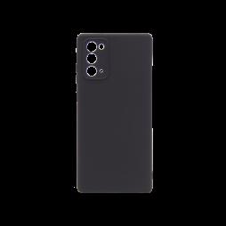 Samsung Galaxy Note 20/ Note 20 5G - Gumiran ovitek (TPU) - črna M-Type