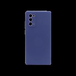 Samsung Galaxy Note 20/ Note 20 5G - Gumiran ovitek (TPU) - modra M-Type