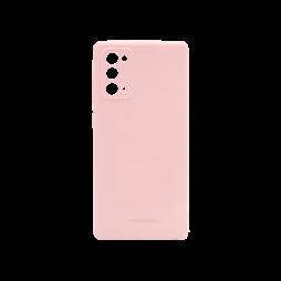 Samsung Galaxy Note 20/ Note 20 5G - Gumiran ovitek (TPU) - roza M-Type