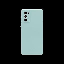 Samsung Galaxy Note 20/ Note 20 5G - Gumiran ovitek (TPU) - mint M-Type