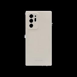 Samsung Galaxy Note 20 Ultra/ Note 20 Ultra 5G - Gumiran ovitek (TPU) - siv M-Type