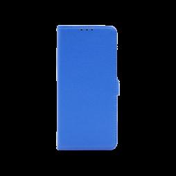 Xiaomi Redmi Note 9 Pro - Preklopna torbica (WLG) - modra