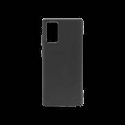 Samsung Galaxy Note 20/ Note 20 5G - Gumiran ovitek (TPU) - črn MATT