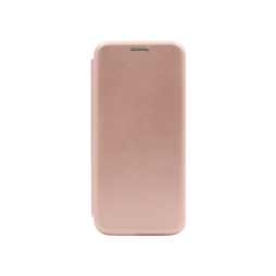 Samsung Galaxy A31 - Preklopna torbica (WLS) -  roza-zlata