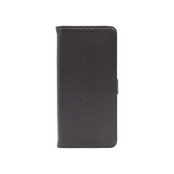 Xiaomi Redmi Note 9 - Preklopna torbica (WLG) - črna
