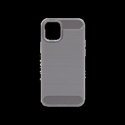 Apple iPhone 12 mini - Gumiran ovitek (TPU) - siv A-Type