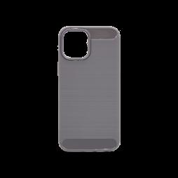 Apple iPhone 12 Pro Max - Gumiran ovitek (TPU) - siv A-Type