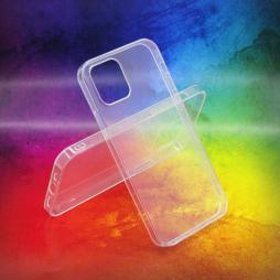 Apple iPhone 12/ 12 Pro - Gumiran ovitek (TPUA) - prosojen