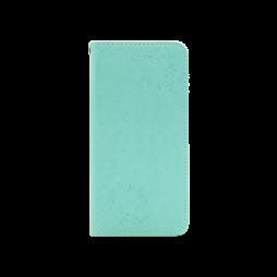Samsung Galaxy A41 - Preklopna torbica (WLGO) - zelena