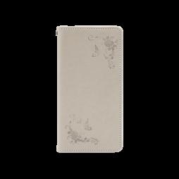 Samsung Galaxy A71 - Preklopna torbica (WLGO) - siva