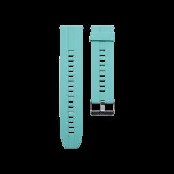 Silikonski pašček (22mm) - mint