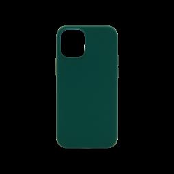 Apple iPhone 12 mini - Silikonski ovitek (liquid silicone) - Soft - Pine Green