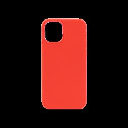 Apple iPhone 12 mini - Silikonski ovitek (liquid silicone) - Soft - Red