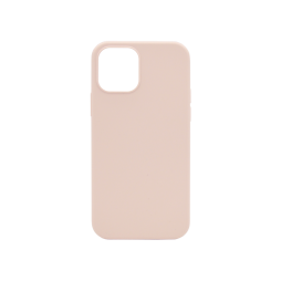 Apple iPhone 12/ 12 Pro - Silikonski ovitek (liquid silicone) - Soft - Pink Sand