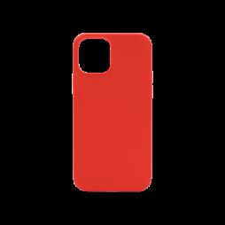 Apple iPhone 12/ 12 Pro - Silikonski ovitek (liquid silicone) - Soft - Red